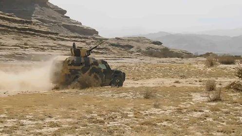 صعدة: الجيش يعلن تحرير مواقع في محيط مركز مديرية باقم