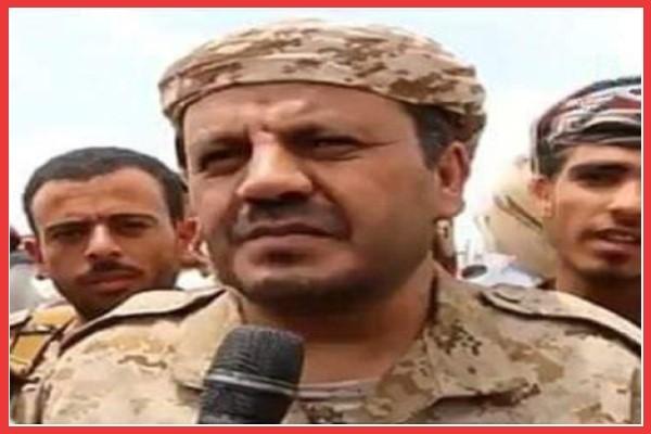 """استشهاد قائد عسكري في معارك مع مليشيا الحوثي في جبهة """"صرواح"""""""