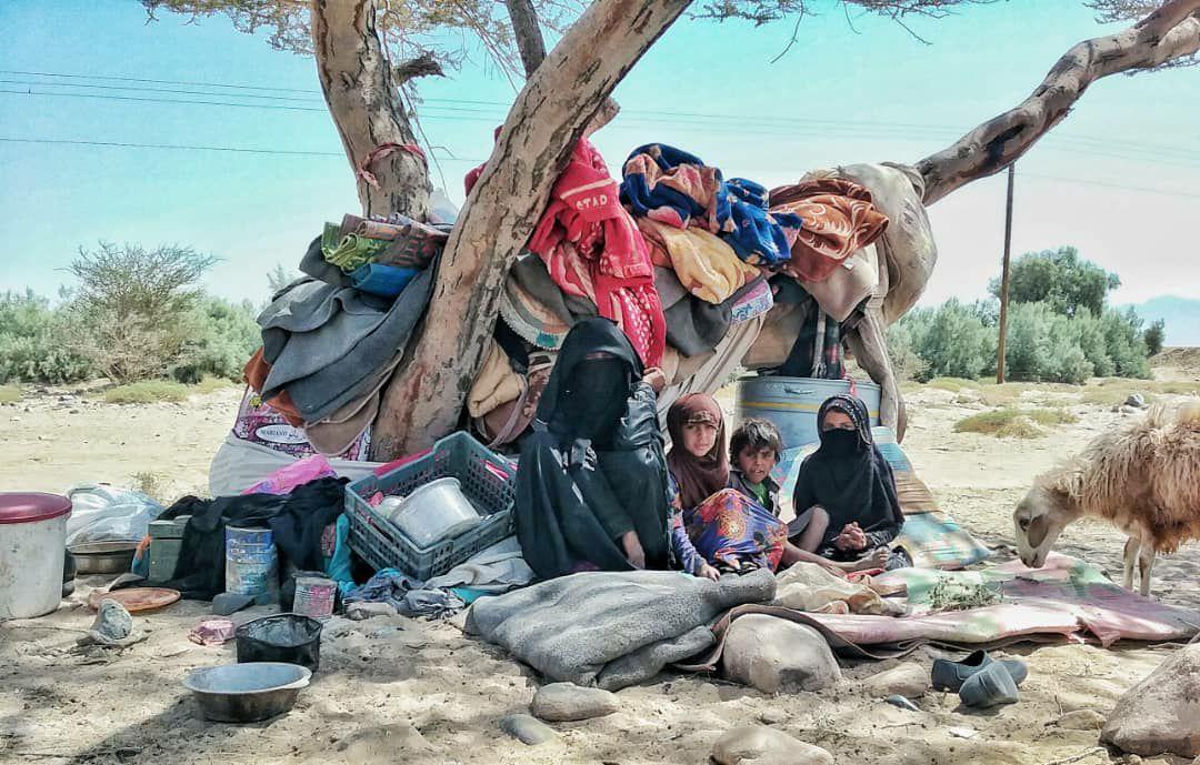 """مفوضية اللاجئينن: نزوح 1120 أسرة من مديرية """"خب والشعف"""" بمحافظة الجوف جراء القتال"""