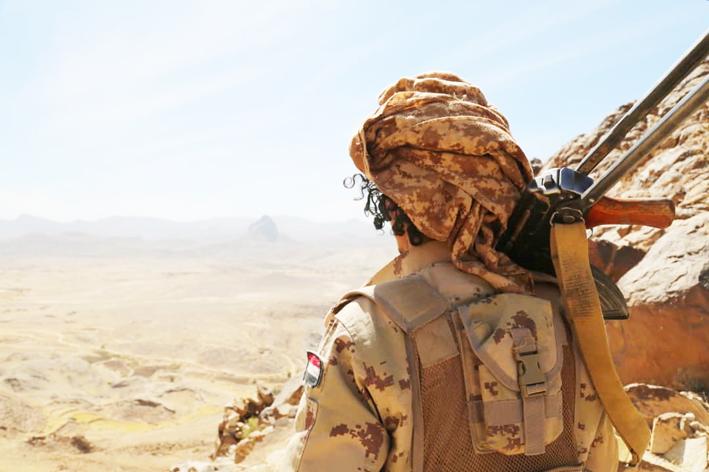 البيضاء: قوات الجيش تطلق عملية عسكرية مشتركة في محوري ناطع والملاجم وتحرر عدة مواقع
