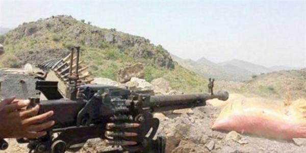 قوات الجيش الوطني تباغت المليشيا وتكبدها خسائر غرب تعز