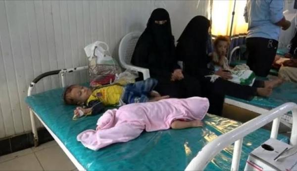 وفاة وإصابة 737 شخص بحمى الضنك والملاريا في المحويت