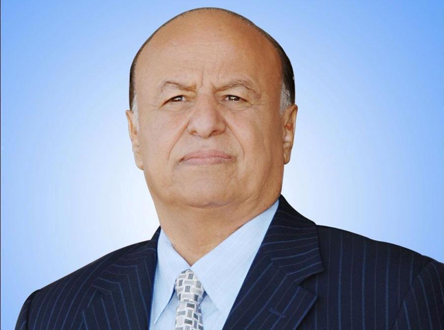 بعد جريمة قصف المدنيين بمارب.. الرئيس هادي: حرق الأسر والأطفال بصواريخ ومفخخات الحوثيين لن يؤسس لسلام حقيقي