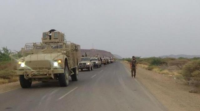 مصادر وصول العربات والأسلحة الثقيلة سقطرى بعد مغادرة ممثل الانتقالي الجزيرة
