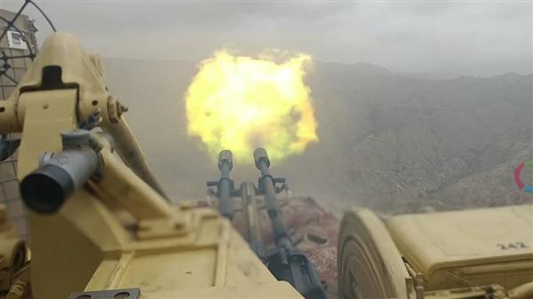 مصرع قيادي حوثي بارز مع عدد من مرافقيه بنيران الجيش الوطني في الجوف