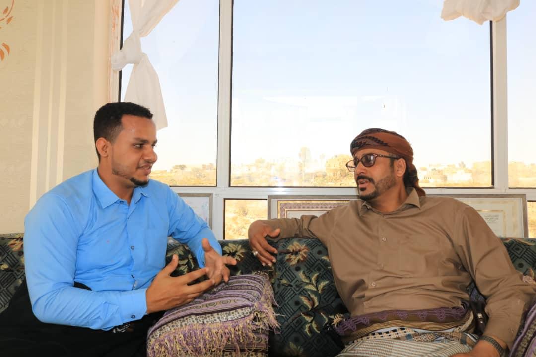 قائد قطاع الحجرية العسكري : الجيش يحقق تقدمات مستمرة وسط التفاف شعبي منقطع النظير لتحرير المحافظة