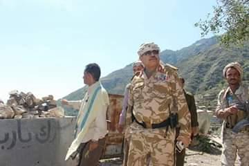 الجيش الوطني يصد هجوما للحوثيين غربي تعز