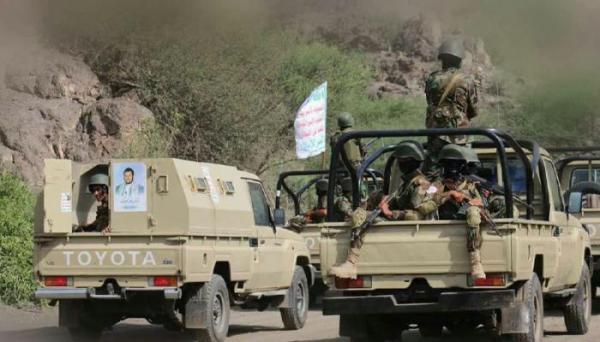 الحوثيون للاسبوع الثاني على التوالي يواصلون حملات المداهمة والاختطافات بحق أهالي مديرية الحشاء بالضالع