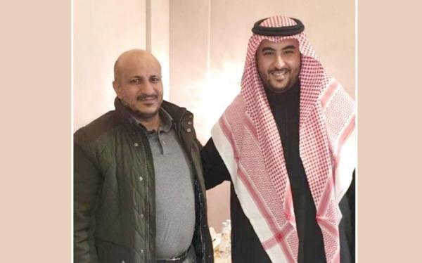 بن سلمان يلتقي طارق صالح للمرة الأولى في الرياض