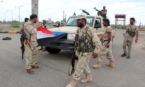 مصدر عسكري: قوات الانتقالي تراجعت إلى زنجبار ولم تنسحب بشكل كامل من أبين