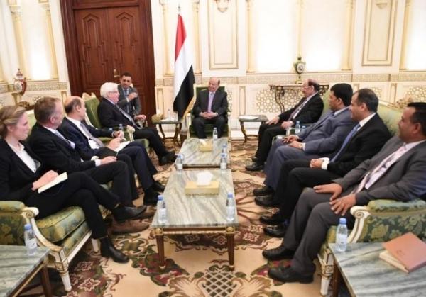 المبعوث الأممي يفشل في إقناع الرئيس هادي بالذهاب إلى حوار سياسي شامل مع الحوثيين