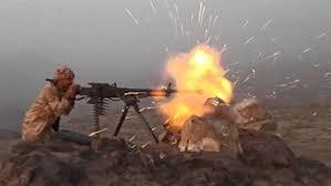 """الحوثيون يكثفون هجماتهم على """"المشجح"""" في مأرب"""