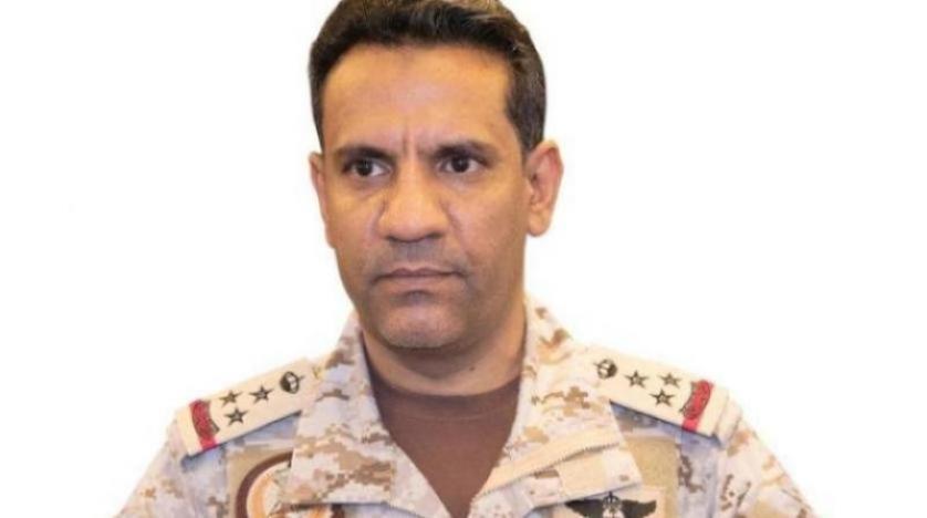 «التحالف» يدمّر «مسيّرة مفخخة» أطلقها الحوثيون تجاه السعودية