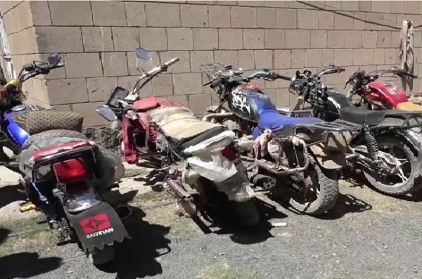 سرقة أكثر من 40 دراجة خلال أسابيع.. انتشار واسع لعصابات سرقة الدراجات النارية في إب