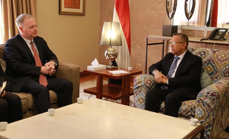 .بن دغر: السلام في اليمن يمر عبر عدن بتنفيذ اتفاق الرياض