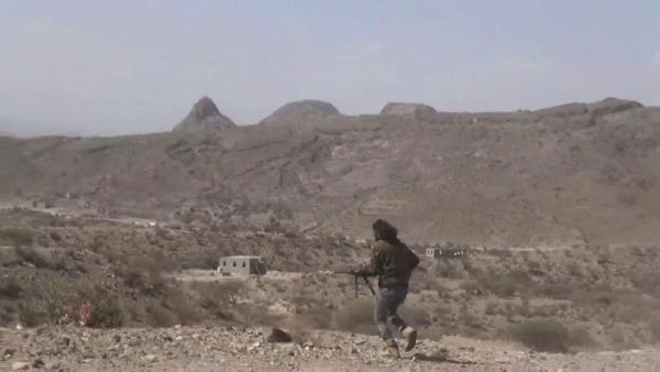 الضالع: مواجهات عنيفة بين الجيش وميليشيا الحوثي في الحشاء