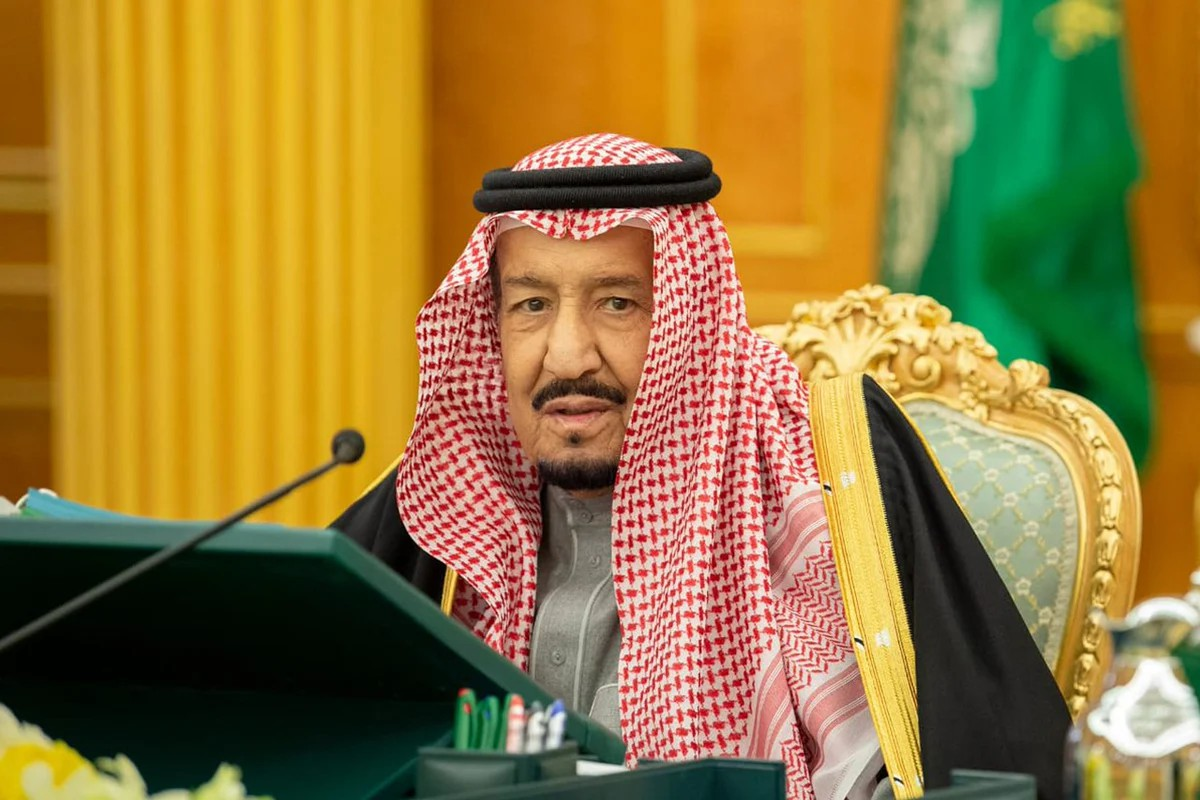 العاهل السعودي: لن نتخلى عن الشعب اليمني حتى يستعيد كامل سيادته واستقلاله
