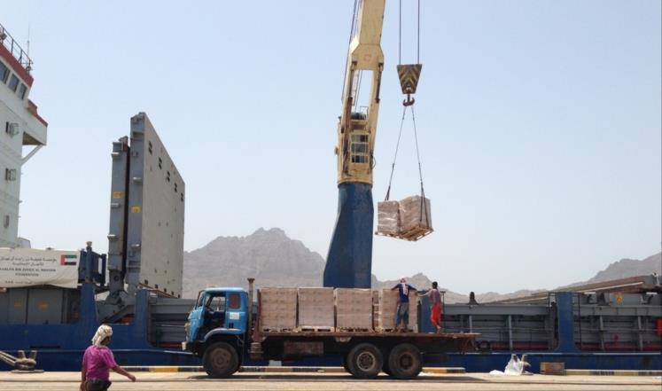 الأمم المتحدة تحذر: اليمن قد لاتتمكن من استيراد الغذاء بسبب نفاد احتياطي النقد الأجنبي