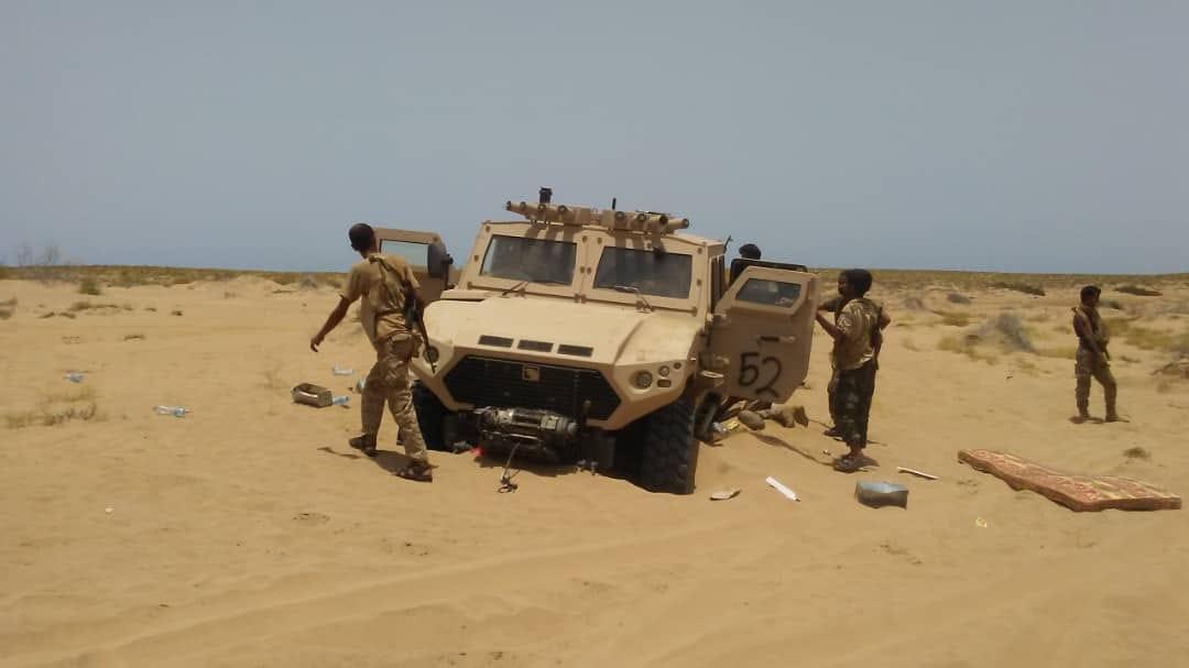 تجدد القصف المدفعي بين قوات الجيش والمجلس الانتقالي شرق أبين والأخير يشترط الحصول على حقائب سياديه