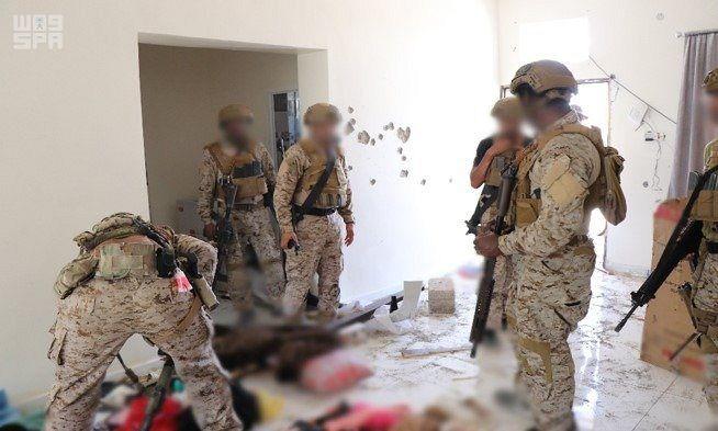 التحالف: القبض على أمير داعش باليمن في عملية نوعية لقوات سعودية - يمنية