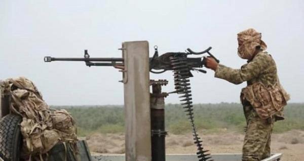 القوات الحكومية تصد هجوماً للحوثيين في قعطبة بالضالع