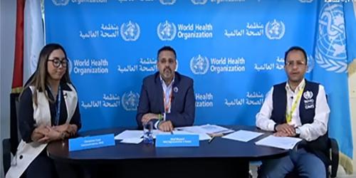 مكتب الصحة العالمية: اليمن هو البلد الوحيد في الإقليم الذي لم يسجل أي إصابة بكورونا حتى اليوم