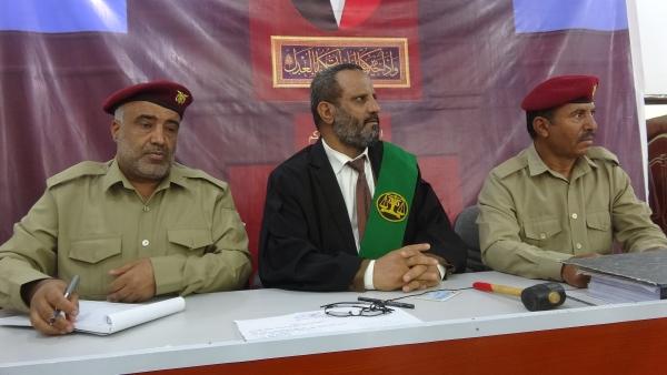 مأرب: الحكم بإعدام ثلاثة جنود والسجن بحق 11 آخرين بتهمة قتل ضابط وإحداث فتنة